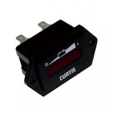 CURTIS BATTERY INDICATOR 48V STATE OF CHARGE METER FOR FLOODED LEAD-ACID BATTERY